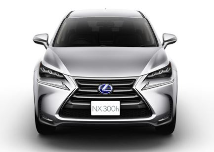 NX300h front