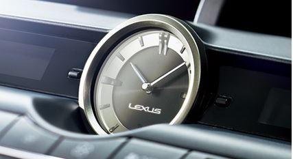 レクサスNX時計