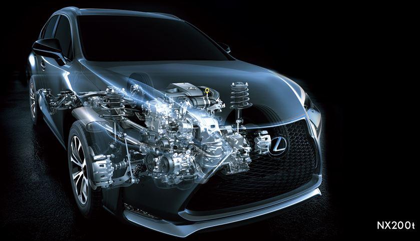 レクサスNX200t エンジン性能分析から買いかどうかを考える