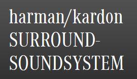 ベンツGLA|ハーマンカードンロジック7サラウンドシステムとは?